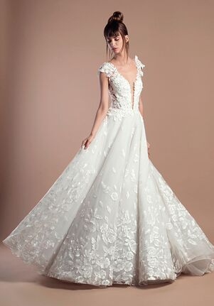 Tony Ward for Kleinfeld Ameilia A-Line Wedding Dress