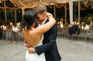 Classic, Traditional First Dance at  Greenhouse Two Rivers in Highlandville, Missouri