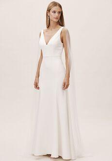 BHLDN Tana Gown A-Line Wedding Dress