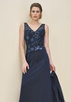 Jade J195063 Blue Mother Of The Bride Dress