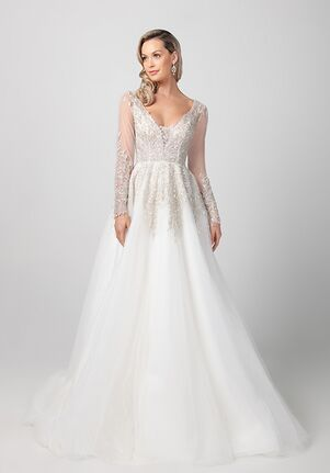 Michelle Roth for Kleinfeld Perry Wedding Dress