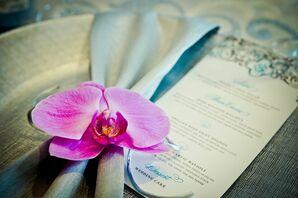 Phalaenopsis Orchid Napkin Ring