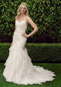 Casablanca Bridal 2240 Azalea Mermaid Wedding Dress
