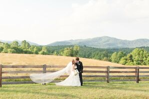 Blue Ridge Mountains Wedding