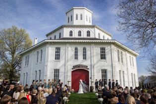 Wedding venues in lexington ky the knot the round barn stable of memories junglespirit Images