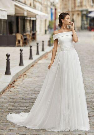 Rosa Clará THEON Sheath Wedding Dress