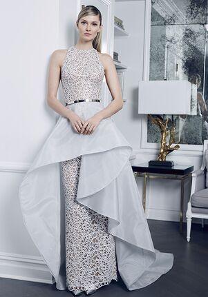 Romona Keveza Collection RK8486+SKT Sheath Wedding Dress