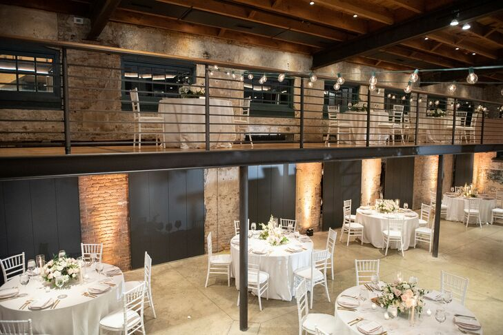 Wedding Reception at The Winslow in Baltimore, Maryland