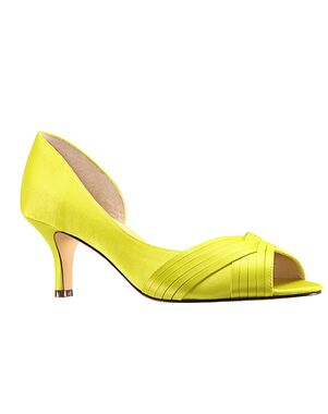 Nina Bridal Contesa_Yellow Yellow Shoe