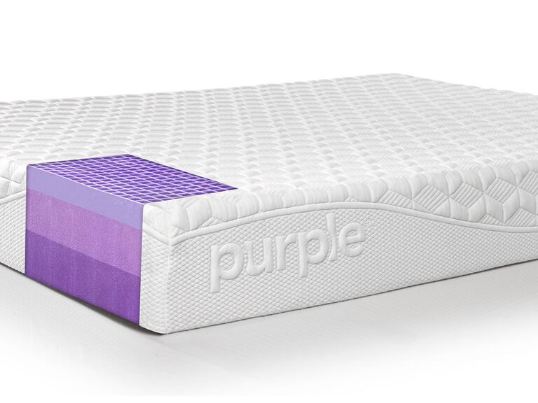 best bedding purple mattress