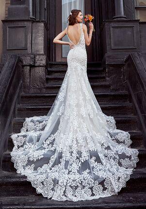 KITTYCHEN Couture GENEVA, K1853 Sheath Wedding Dress