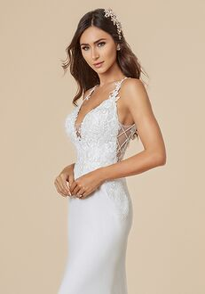 Moonlight Tango T841 Mermaid Wedding Dress