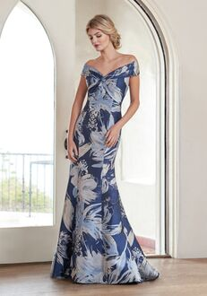 Jade Couture Mother of the Bride by Jasmine K218063 Blue Mother Of The Bride Dress