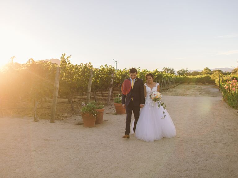 e6af954c0 How to Have a Vineyard Wedding
