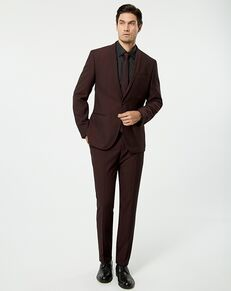 LE CHÂTEAU Wedding Boutique Tuxedos MENSWEAR_357283_343 Red Tuxedo