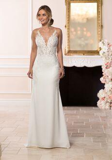 Stella York 6648 Sheath Wedding Dress
