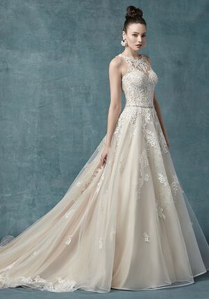 Maggie Sottero SHELISSA A-Line Wedding Dress