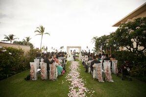 Romantic Island Ceremony