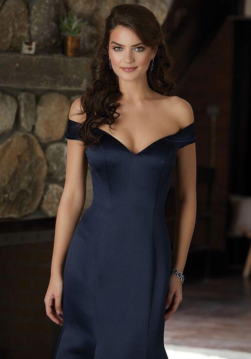 Morilee by Madeline Gardner Bridesmaids 21583 Off the Shoulder Bridesmaid Dress