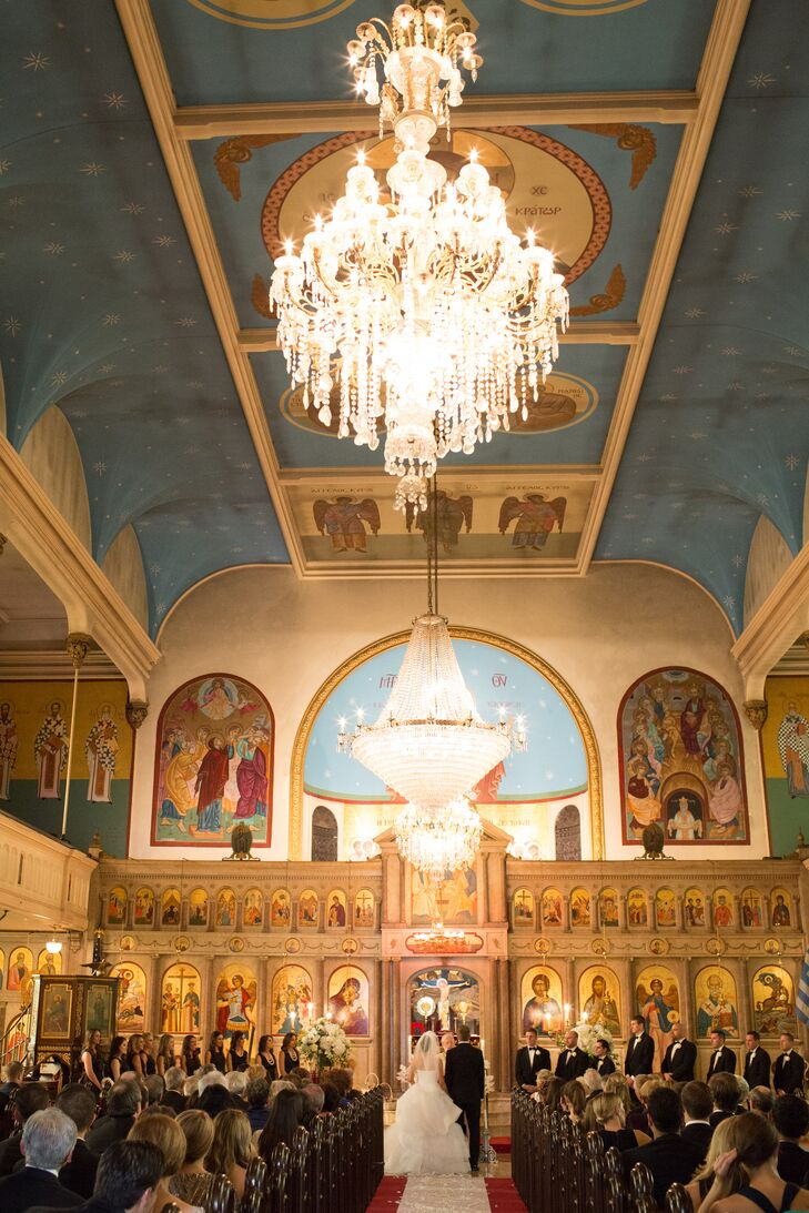 St. John the Baptist Hellenic Orthodox Church Wedding Ceremony