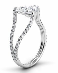 Danhov Cut Engagement Ring