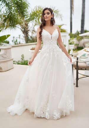 Simply Val Stefani LAGUNA A-Line Wedding Dress