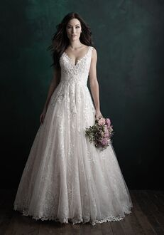 Allure Couture C509 Ball Gown Wedding Dress