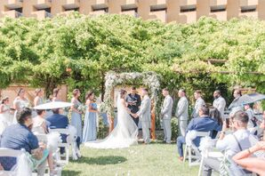 Hotel Albuquerque at Old Town Garden Ceremony