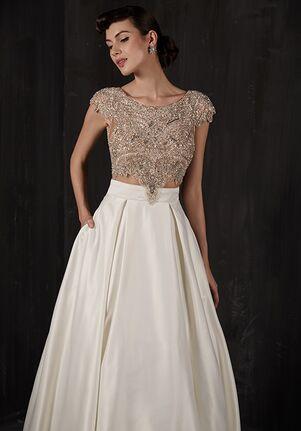Calla Blanche 16101 Celeste A-Line Wedding Dress
