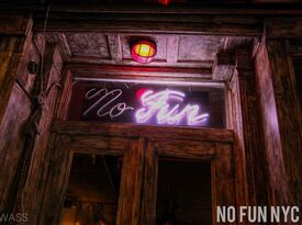 No Fun - Red Room - Nightclub - New York City, NY
