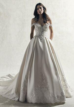 Sottero and Midgley Kimora Ball Gown Wedding Dress