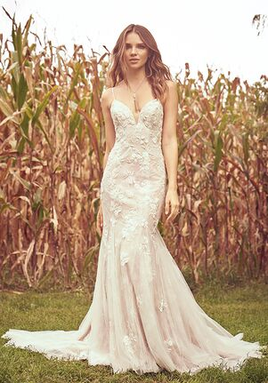 Lillian West 66075 Wedding Dress
