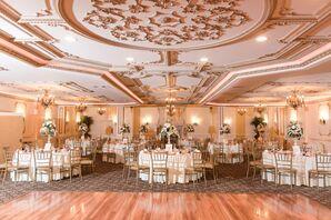 Glamorous Ballroom at Brigalias in Sicklerville, New Jersey