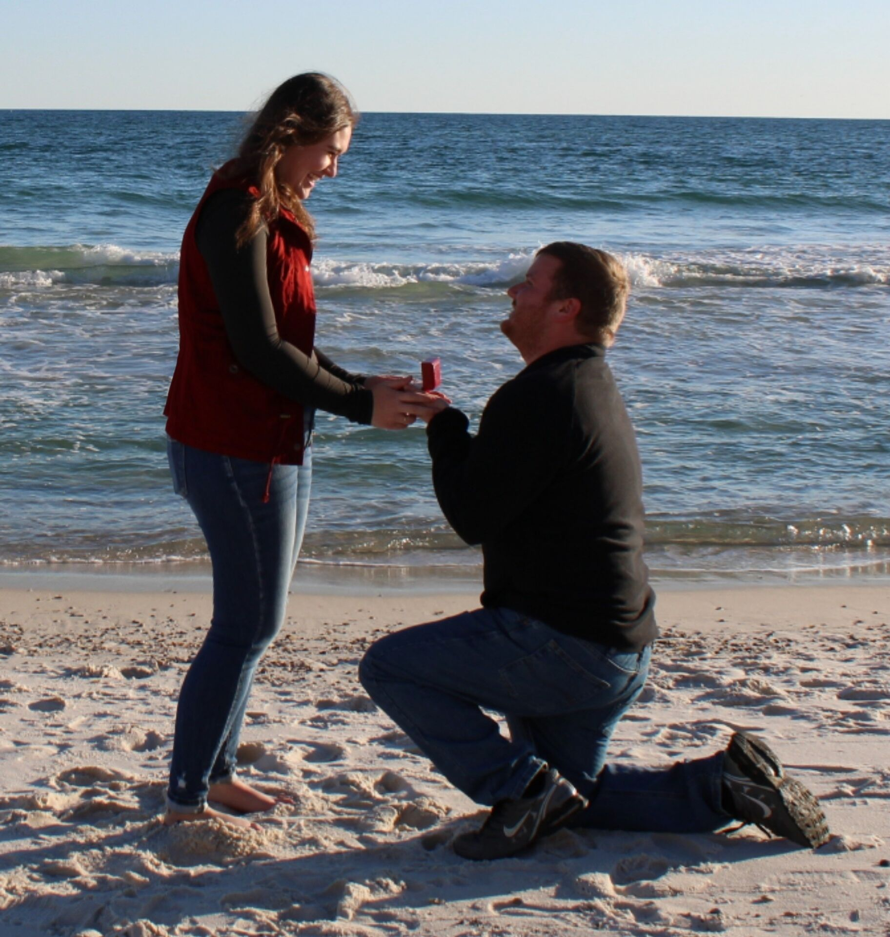 Image 1 of Amber Leigh and Garrett Shane