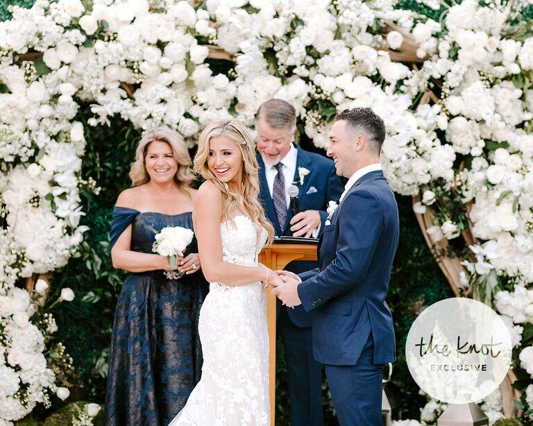 alex bregman wedding arbor
