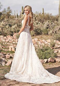 Lillian West 66161 A-Line Wedding Dress