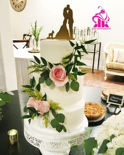 Wedding Cake Bakeries In Carson City NV