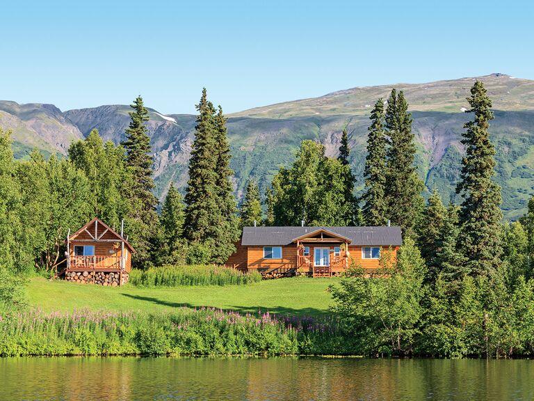 Winterlake Lodge, Alaska