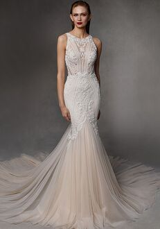 Badgley Mischka Bride Donovan Mermaid Wedding Dress
