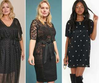 black bachelorette dresses for bachelorette party