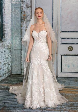 Justin Alexander Signature 99007 Sheath Wedding Dress