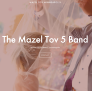 Minneapolis, MN Klezmer Band | The Mazel Tov 5 Band
