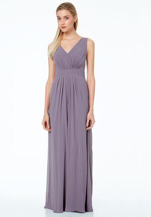 #LEVKOFF 7033 V-Neck Bridesmaid Dress