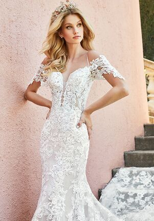 Val Stefani EDITA Mermaid Wedding Dress