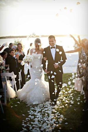 Oceanfront Wedding Ceremony at Belle Mer