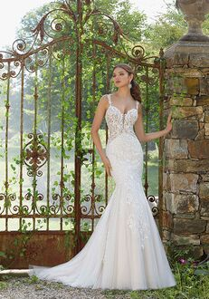 Morilee by Madeline Gardner/Blu Palmira Mermaid Wedding Dress