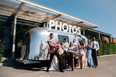 The Airstream Photobooth