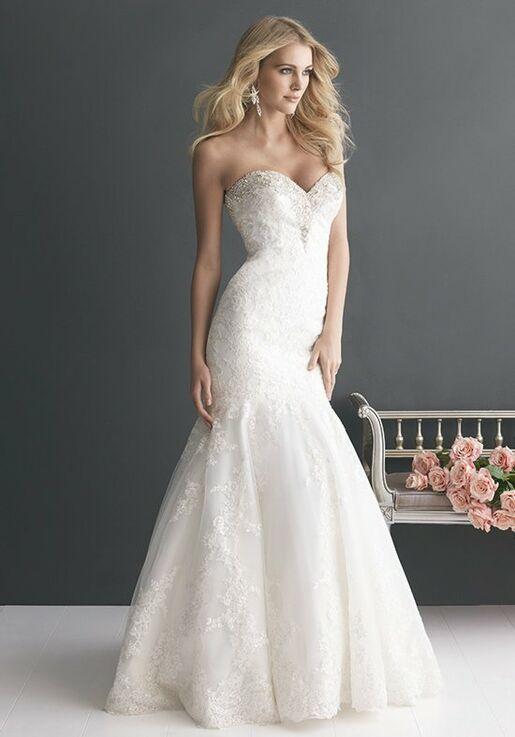 Allure Romance 2667 Mermaid Wedding Dress