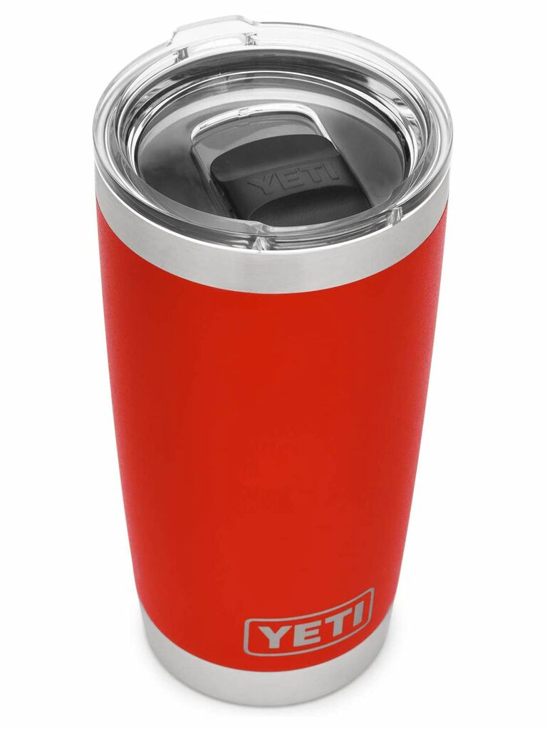 drink tumbler with magnetic top