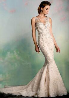 Ysa Makino KYM89 Mermaid Wedding Dress